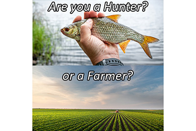 Are you a Hunter or a Farmer?